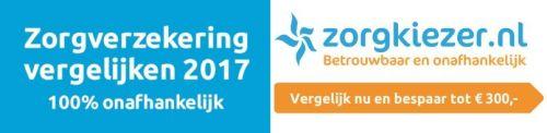 Onafhankelijk zorgpremies vergelijken bij zorgkiezer.nl