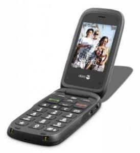 Van de seniorentelefoons rolt de Doro PhoneEasy 612 nog als beste uit de test.