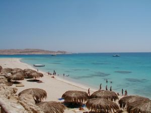 Nederlander steeds vaker op vakantie naar Egypte.