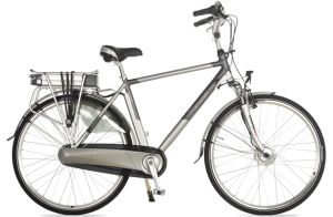 De Cross E-trendy City N8 is een populaire elektrische fiets.