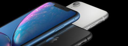 De iPhone XR heeft heel veel overeenkomsten met de iPhone XS, maar hij is relatief goedkoop.